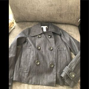 Pea coat- never worn
